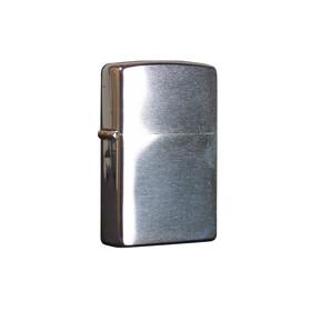 Briquet à essence Zippo, chromé mat
